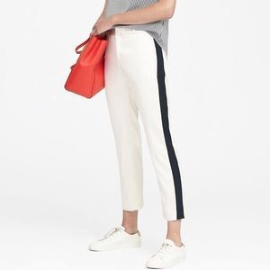 Banana Republic Avery Tuxedo Pants